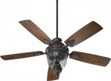"Quorum 174525-944 - 52"" GEORGIA PATIO FAN -TS"