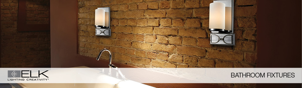Bathroom Fixtures - Lighting Fixtures | The Lamp Outlet