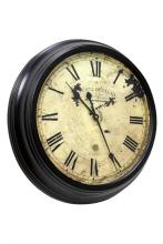 Style Craft WC-1000 - METAL WALL CLOCK
