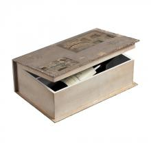 Sterling Industries 128-1017 - Wine Holder Book Box