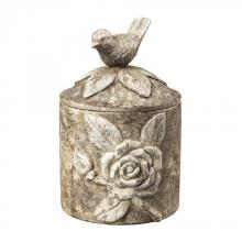 Sterling Industries 93-10056 - Bird Box In Distressed Finish