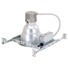 Nora NH-300 - 8� 300W Commercial Frame-In for Incandescent Source, 300W Max