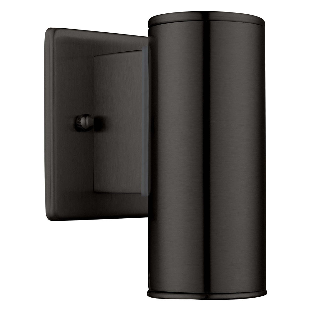 outdoor wall light with outlet hampton bay 1x50w outdoor wall light w matte black finish 200032a the lamp