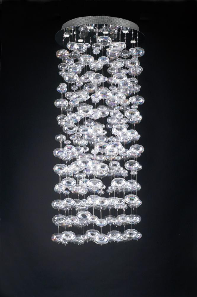 Plc 15 light chandelier bubbles collection 96996 pc 96996pc the plc 15 light chandelier bubbles collection 96996 pc aloadofball Gallery