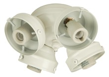 Craftmade F405L-W - 4 Light Universal Fitter in White
