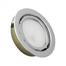 Elk Cornerstone A710DL/30 - Aurora 1 Light Recessed Disc Light In Chrome