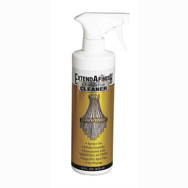 Extend-A-Finish Crystal and Fixture Cleaner 32 oz.