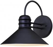 Westinghouse 6204400 - 1 Light Wall Fixture Textured Black Finish