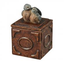 Sterling Industries 93-19325 - Nesting Birds Box
