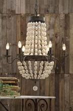 Search results the lamp outlet creative coop da1895 truck 36h iron chandelier w wood aloadofball Images