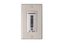 Monte Carlo MCRC4RW - Hardwired remote WALL CONTROL ONLY. Fan reverse, speed, and uplight/downlight control.