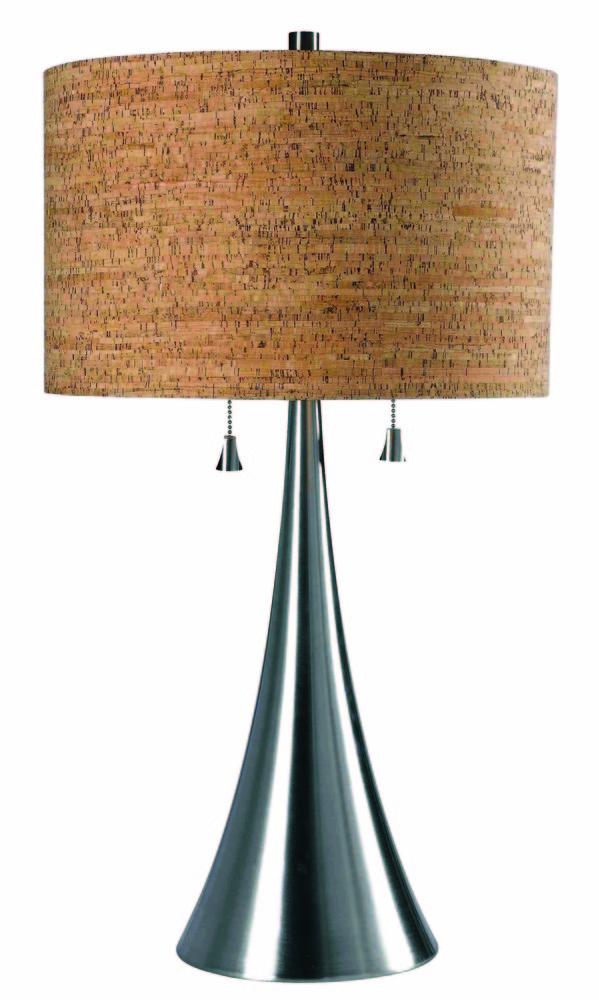 Bulletin Table Lamp