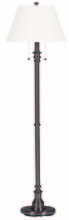 Kenroy Home 30438BRZ - Spyglass Floor Lamp