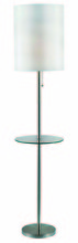 Kenroy Home 32171BS - Exhibit Floor Lamp