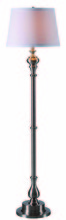 Kenroy Home 32307BS - Chatham Floor Lamp