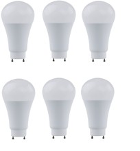 Elegant A21LED202-6PK - LED A21, 2700K, OMNI 300�, CRI80, ETL, 17W, 100W EQUIVALENT, 25000HRS, LM1600, DIMMABLE, 2 YEARS WAR