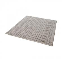 Dimond 8905-233 - Blockhill Handwoven Wool Rug In Chelsea Grey - 1