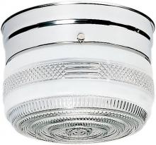 Nuvo SF77/100 - 1 Light Small Flush Mount Drum