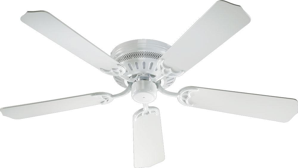 "52"" 5BL CUSTM SERS FAN-WH"