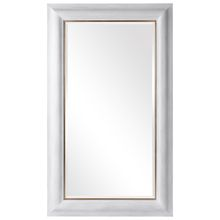 Uttermost 09609 - Uttermost Piper Large White Mirror