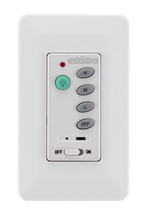 Fanimation CWRL4WH - Wall Control with Receiver Non-Reversing - WH