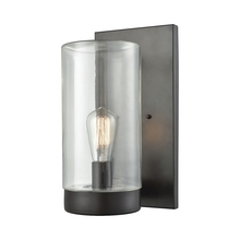 ELK Lighting 45026/1 - Ambler 1 Light Outdoor Wall Sconce In Oil Rubbed