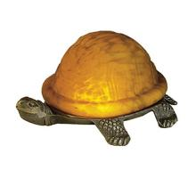"Meyda Tiffany 18004 - 4""H Turtle Accent Lamp"